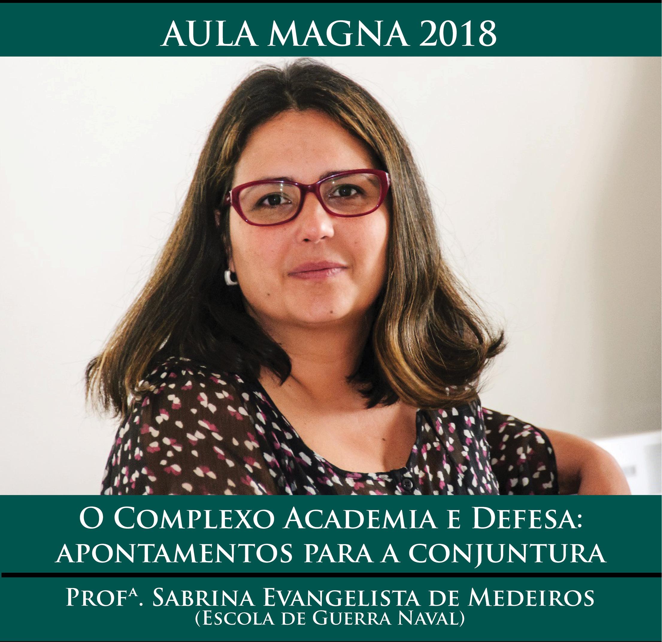 Aula Magna 2018
